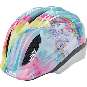 KED Meggy Originals Casco Niños, einhorn paradies